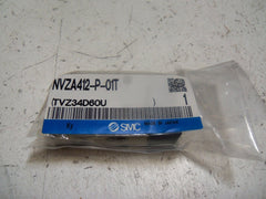 SMC NVZA412-P-01T VALVE AIR PILOT *NEW NO BOX*
