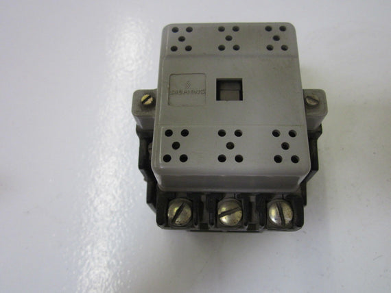 SQUARE D 2183-S44-Q30A COIL *USED*
