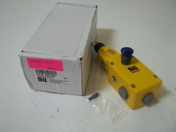 STI ER6022-022N ROPE PULL EMERGENCY STOP SWITCH SAFETY *NEW IN BOX*