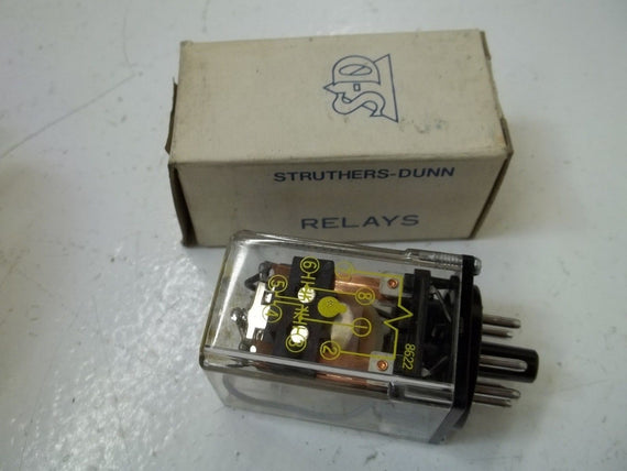 STRUTHERS-DUNN A314XB48P *NEW IN BOX*