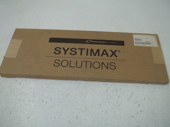 SYSTIMAX SOLUTIONS 110RD2-100-19BRKT *NEW IN BOX*