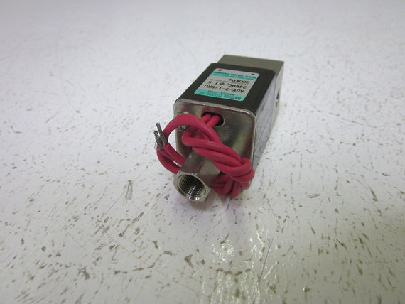 TAKASAGO ELECTRIC ADV-3-1/8RC 24VDC *USED*