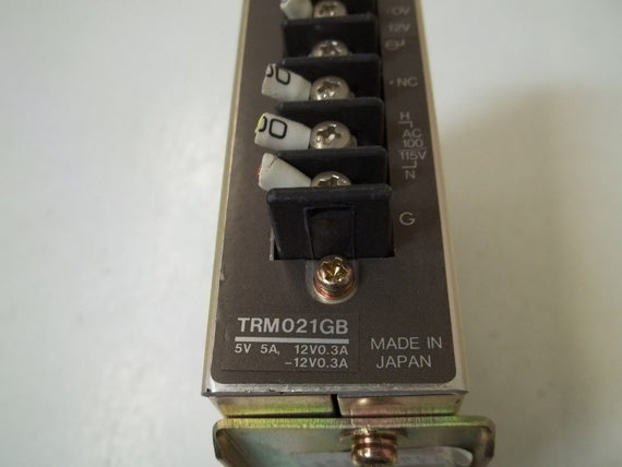 TDK TRM021GB POWER SUPPLY *USED*