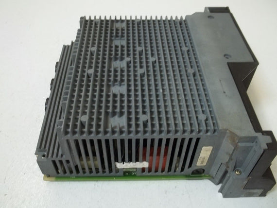 TELEMECANIQUE TSX-SUP-702 POWER SUPPLY *USED*