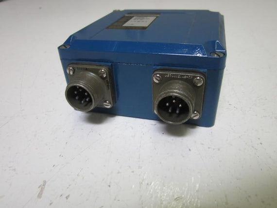 MTS TEMPOSONICS 320500000-RCU0450 LTD POSITION SENSING SYSTEM 4-20MA *USED*