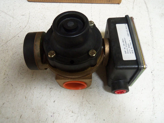 UFM WVM40GM-12-A0WR VALVE *NEW IN BOX*