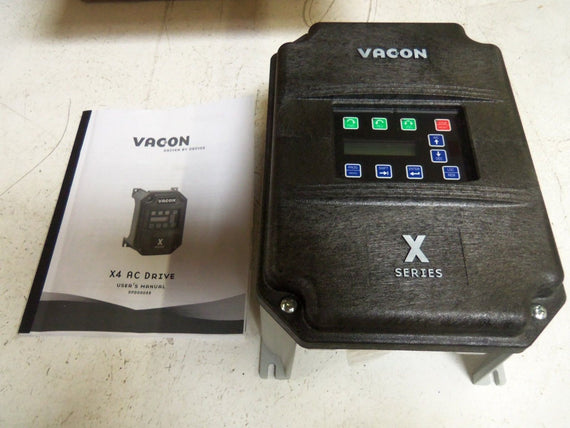 VACON VACONX4C50020C AC DRIVE *NEW IN BOX*