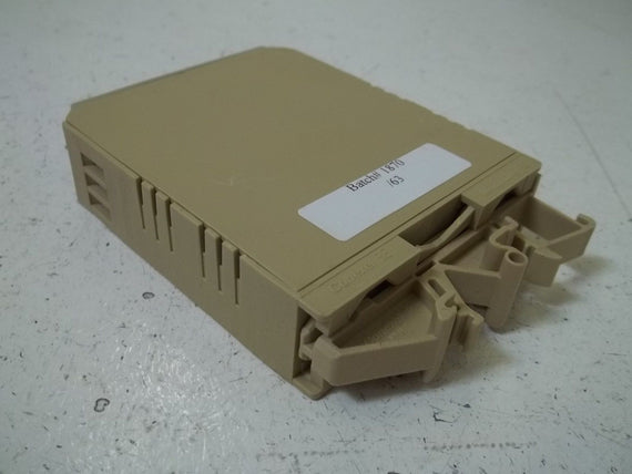 WEIDMULLER 990815 EG4-SNT-6W POWER SUPPLY EG4 24VDC 250MA *NEW IN BOX*