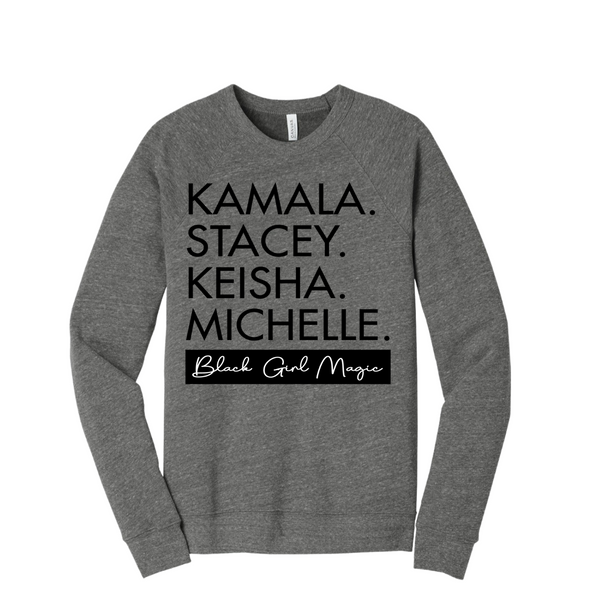 Black Girl Magic - Premium Sweatshirt