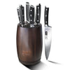 CLASSIC Series 7-Piece Knife Block Set - SHAN ZU