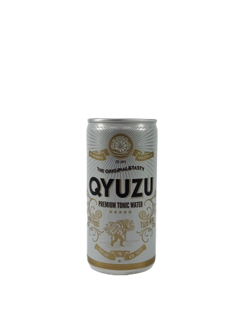 YUZU CITRICOS<BR> QYUZU Yuzu Tonic Water  200ml