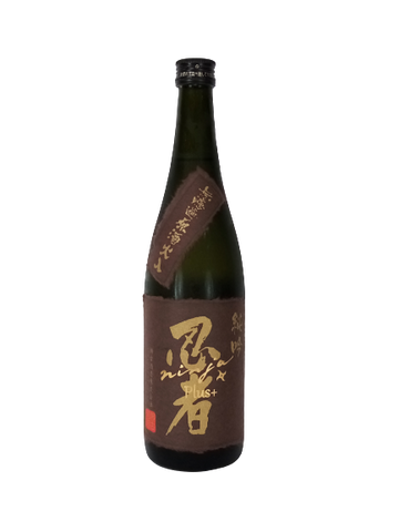 SEKO<BR> Ninja Plus Junmai Ginjo 720ml