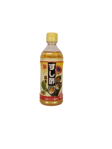 TAMANOI<BR>Sushi Vinegar with Kelp Kombu 360ml