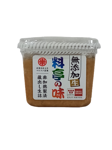MARUKOME<BR>Miso Paste NO-MSG 750g