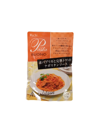 HACHI<BR>Pasta Sauce Napolitan Red Bell Pepper and Tomato 150g