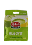 MAYUSHAN FOOD<BR> Matcha-Milch Pulver 320g