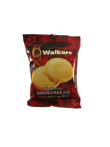 WALKERS<BR> Buttergebäck 40g