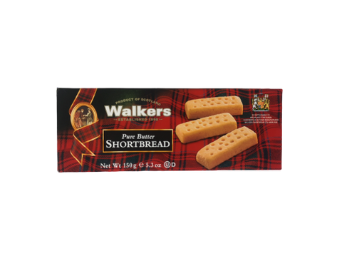 WALKERS<BR> Buttergebäck 150g