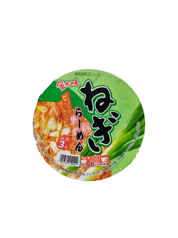 TOKUSHIMA<BR>Instant Nudeln, Lauch Ramen 106g