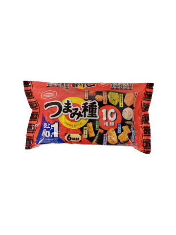 KAMEDA <BR> Rice Biscuit Mix 130g
