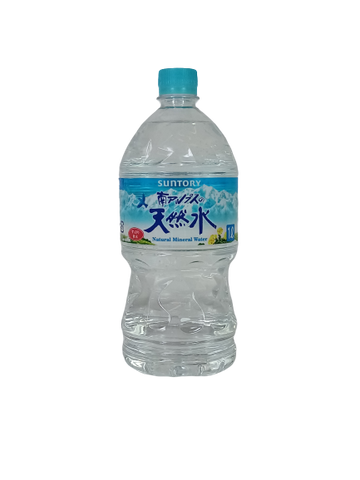 SUNTORY<BR>Mineral Water, South Alps 1L