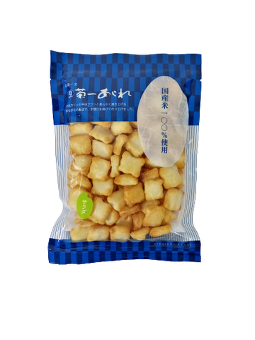 KIKUICHI <BR> Rice Biscuits, Salad 75g
