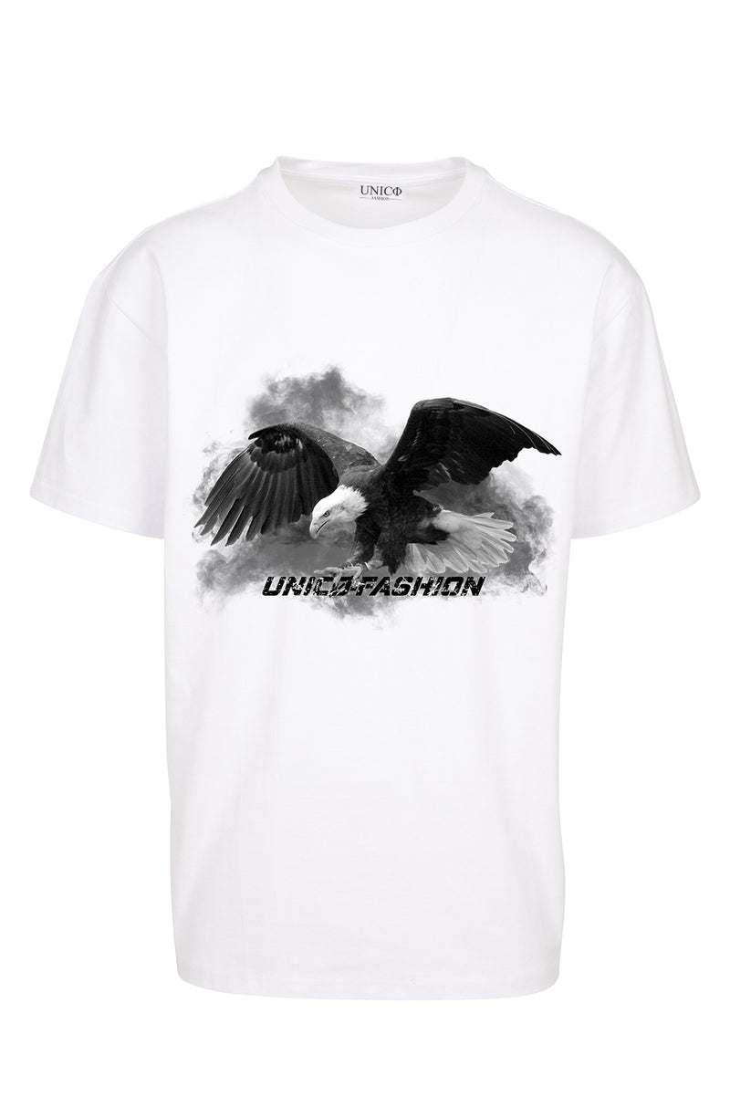 UNICØ EAGLE WHITE TEE