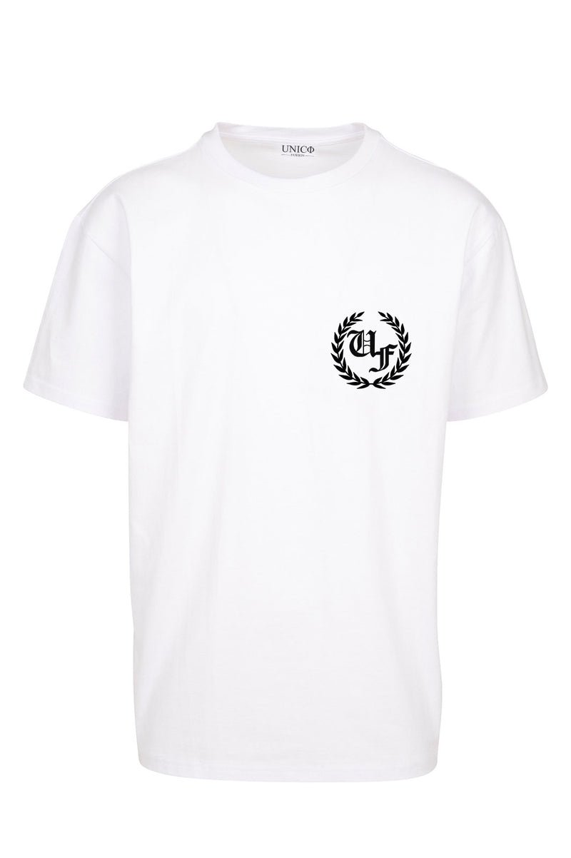 UNICØ UF WREATH WHITE TEE