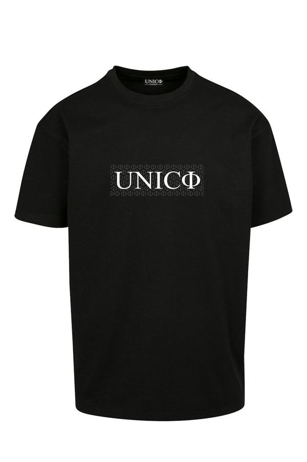 UNICØ BOX BLACK TEE
