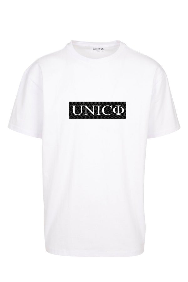 UNICØ™ BOX WHITE TEE