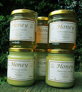 Wiltshire Honey - Clear (350g)