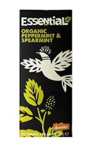 Essential - Peppermint & Spearmint Teabags (20)