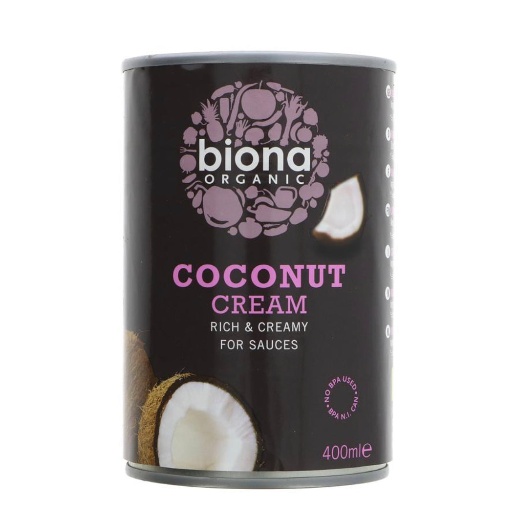 Biona - Coconut Cream (400ml)