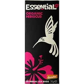 Essential - Hibiscus Tea 20 bags (30g)