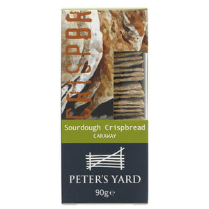 Peter's Yard - Sourdough Crispbread Caraway (90g)