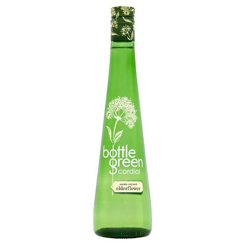 Bottle Green - Elderflower Cordial (500ml)
