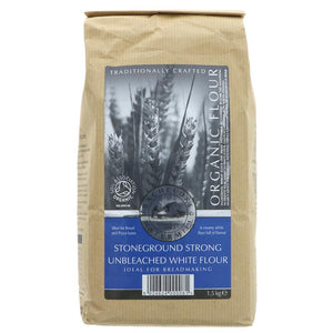 Bacheldre - Stoneground Strong White Flour (1.5Kg)