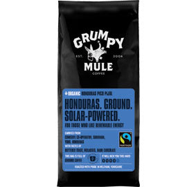 Grumpy Mule - Honduras Pico Pijol Ground Coffee (227g)