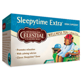 Celestial Seasonings - Sleepytime Extra Wellness Teabags (20 Bags)