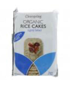 Clearspring - Rice Cakes Lightly Salted (130g)