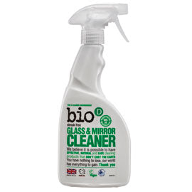 Bio-D - Glass And Mirror Cleaner Spray (500ml)