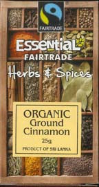 Cinnamon Ground (25g)