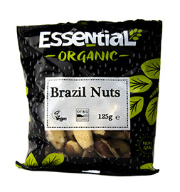 Brazils Nuts - Whole (125g)