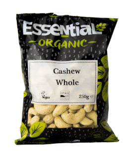 Cashews - Whole (250g)