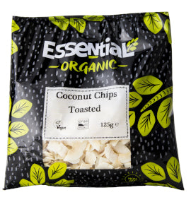 Coconut - Toasted Chip (125g)