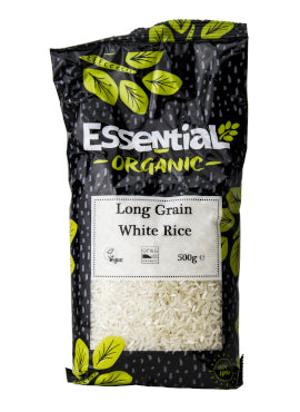 Long Grain White Rice (500g)