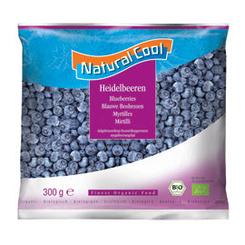 Natural Cool - Frozen Blueberries (300g)