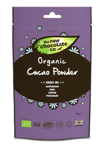 The Raw Chocolate Co - Raw Cacao Powder (180g)