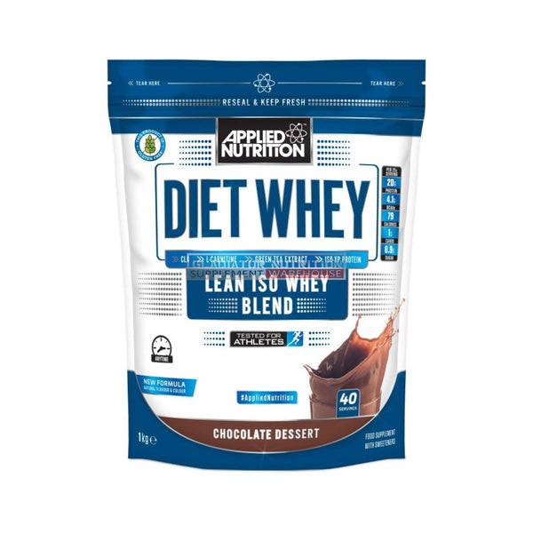 Applied Nutrition Diet Whey Chocolate / 40 Servings