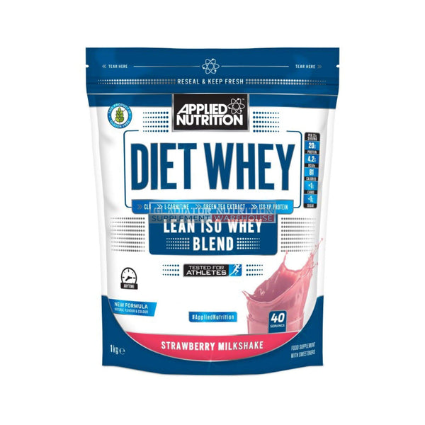 Applied Nutrition Diet Whey Strawberry / 40 Servings